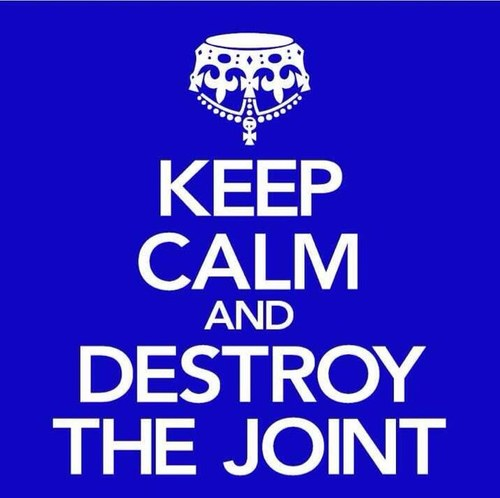 Destroy the Joint