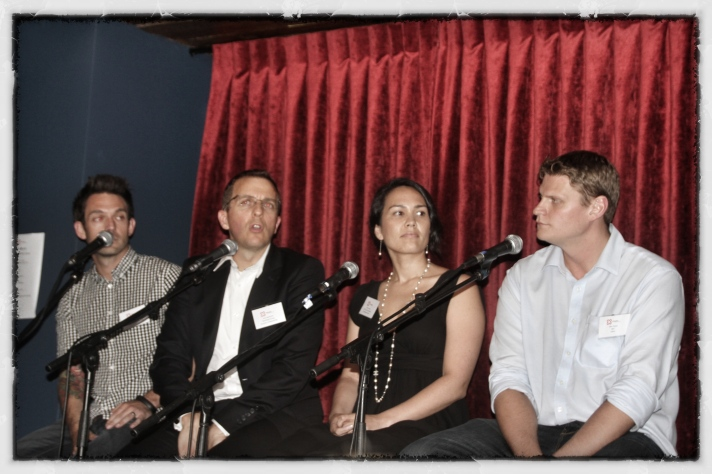 The panel at Networx: 2013 Marketing Trends