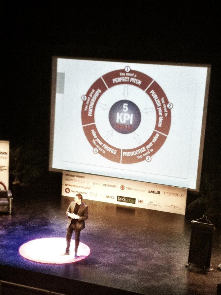 KPI event 5 steps