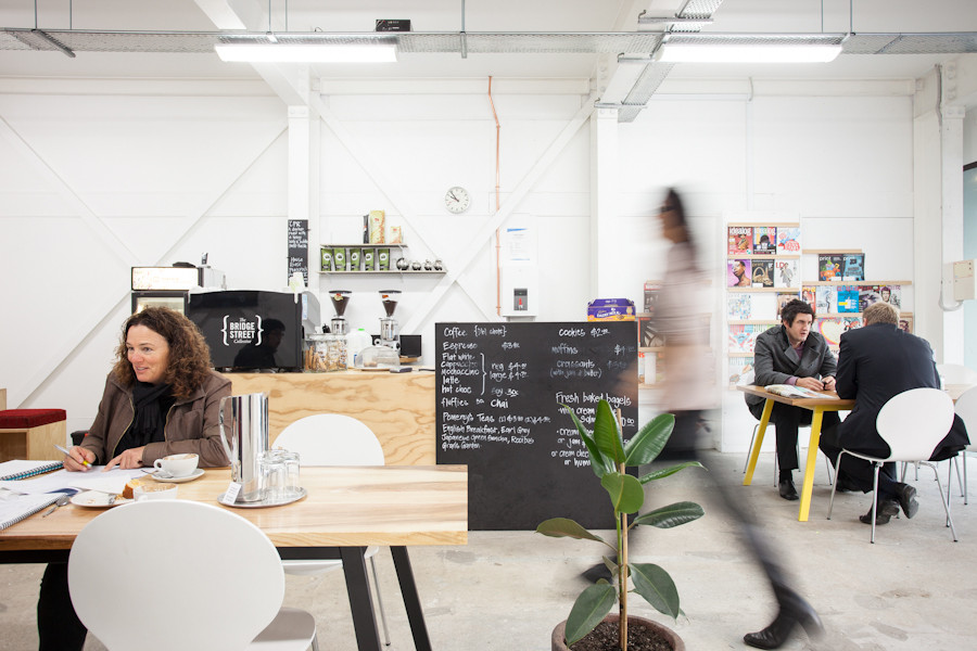 Coworking in New Zealand