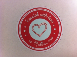 Melbourne coffee love!