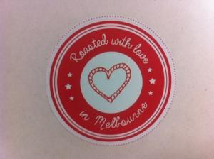 Melbourne coffee love!