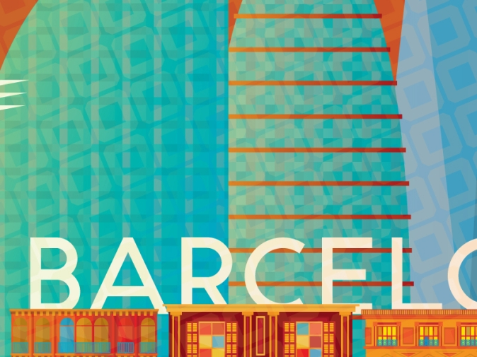 barcelona-illustration