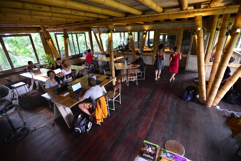 Work life haven: why entrepreneurs and digital nomads are settling