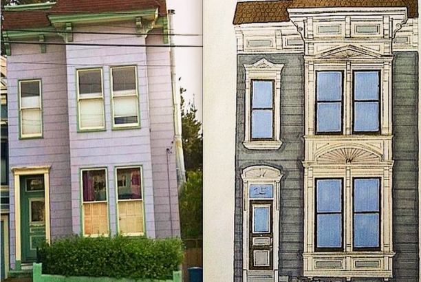 Handdrawn San Francisco