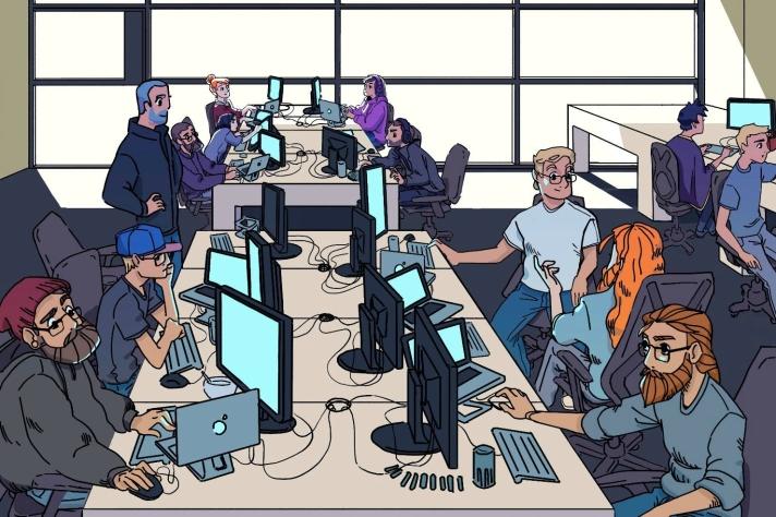 Macropod seeks frontend developers