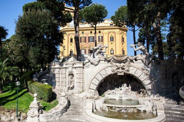 Luiss Business School, a pop-up guide to Rome. Photo by Luiss Business School