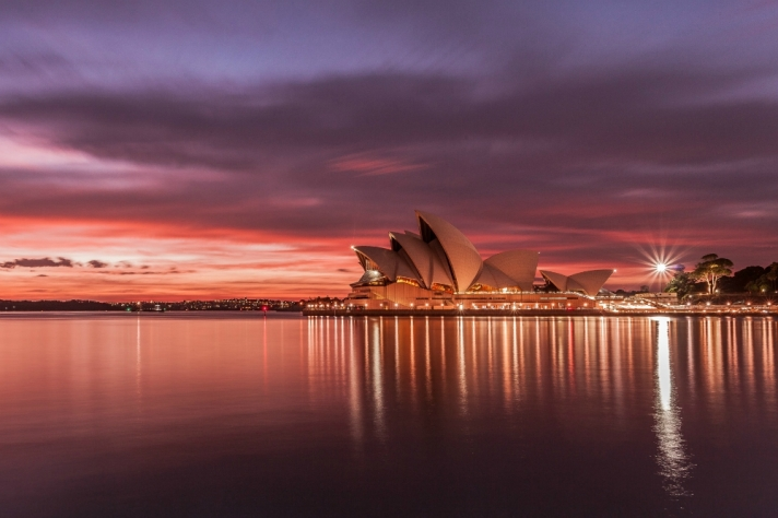 Sydney, Australia: home of the 2015 Web Directions Conference