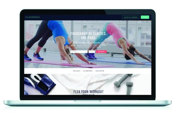 ClassPass Flex: unlimited, boutique fitness classes